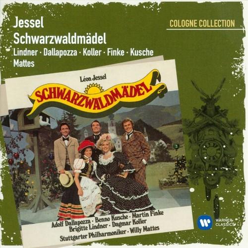 Lon Jessel: Schwarzwaldmdel (The Black Forest Maiden) [CD]
