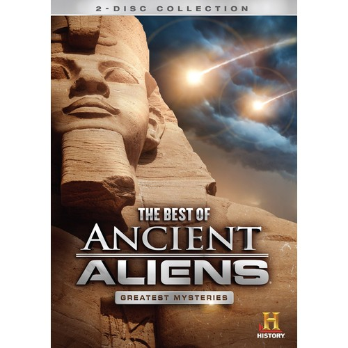 The Best of Ancient Aliens: Greatest Mysteries [2 Discs] [DVD]
