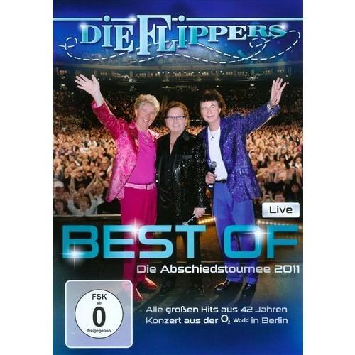 Die Flippers: Best of Die Abschiedstournee 2011 Live [DVD]