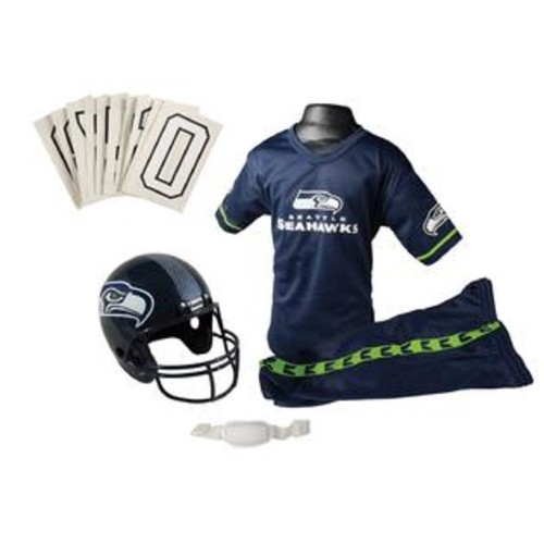 Franklin Sports 15701F28P1Z NFL SEAHAWKS Medium Uniform Set