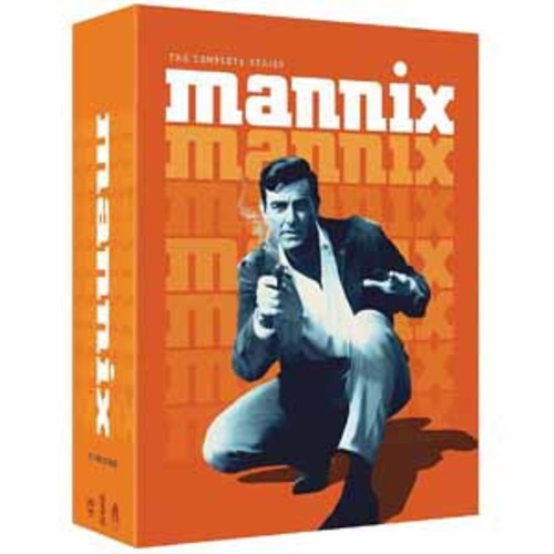 Mannix: The Complete Series [DVD]