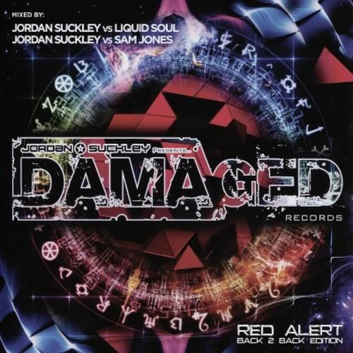 Damaged Red Alert: Back 2 Back Edition [CD]