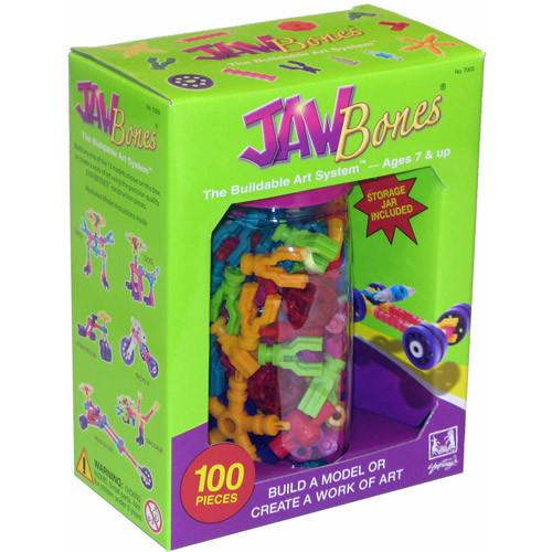 Jawbones Construction Toy 100-Piece Set