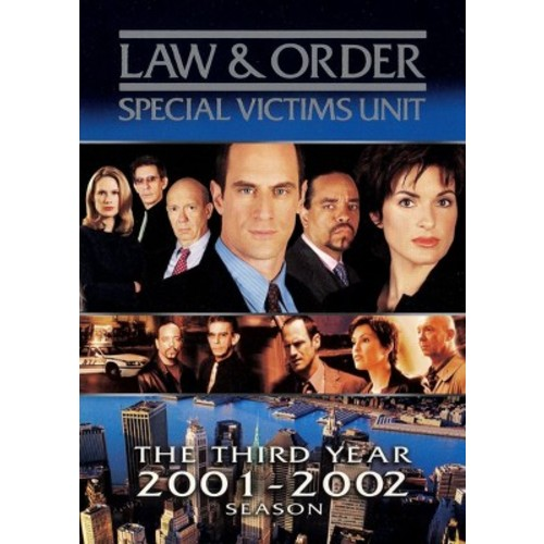 Law & Order: Special Victims Unit: The Third Year (DVD)