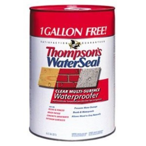 THOMPSONS WATERSEAL 24106 6-Gallon Surface Water Proofer