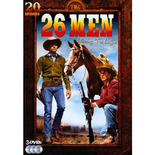 26 Men: 20 Episodes [3 Discs] [DVD]