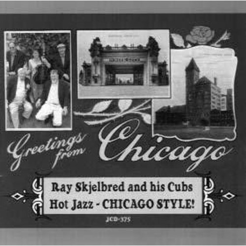 Greetings from Chicago [CD]