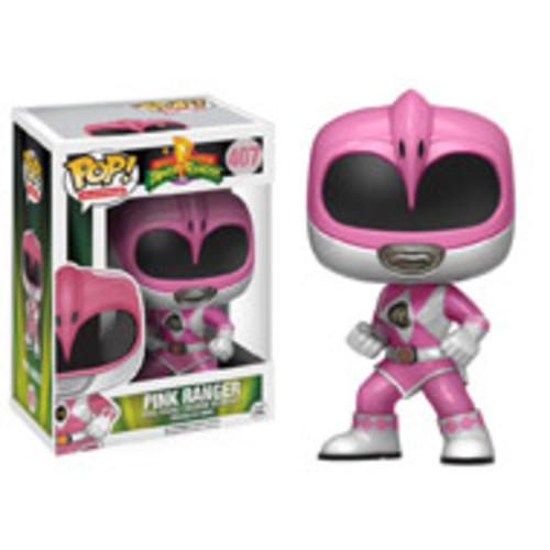 POP! TV: Power Rangers - Pink Ranger (Action)