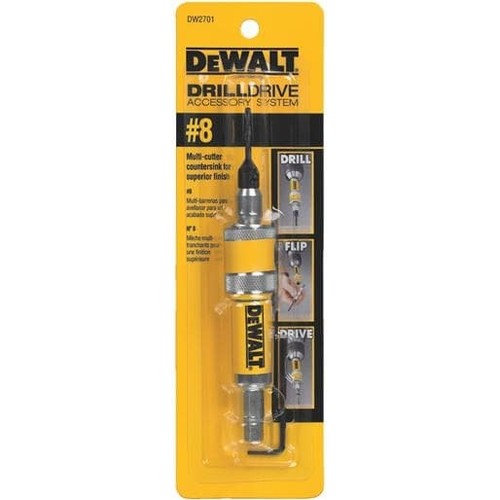 Black & Decker/DWLT #8 Drill/Drive Bit DW2701 Unit: EACH