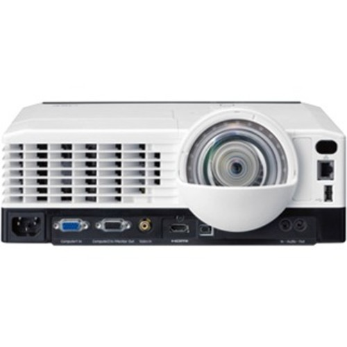 Ricoh Wx4241n 3d Dlp Projector - Hdtv - 16:10 - Front, Rear, Ceiling - Mercury Lamp - 250 W - 3500 Hour Normal Mode - 5000 Hour Economy Mode - 1280 X 800 - Wxga - 13,000:1 - 3300 Lm - Hdmi - (432012)