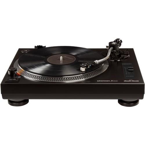 Crosley C200 Turntable - Black (C200A-BK)