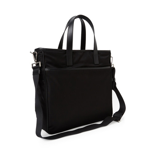Nylon Travel Tote by Prada
