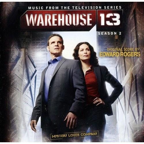 Warehouse 13: Season 2 [CD]