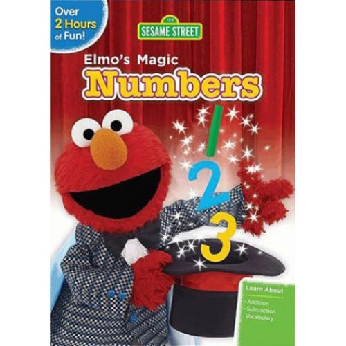 Sesame Street: Elmo's Magic Numbers