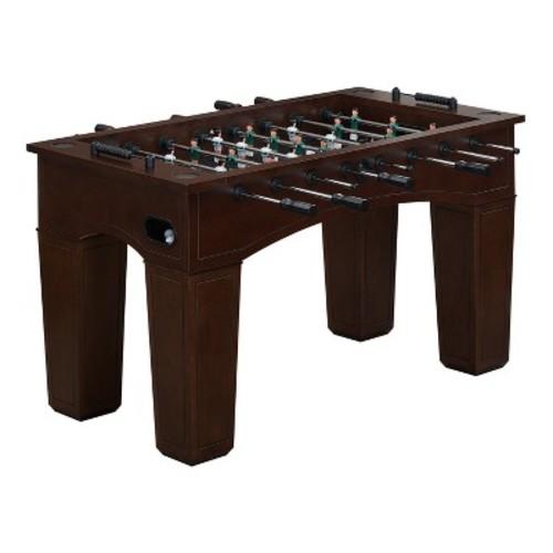 American Heritage Billiards Emerson Foosball Table - Brown