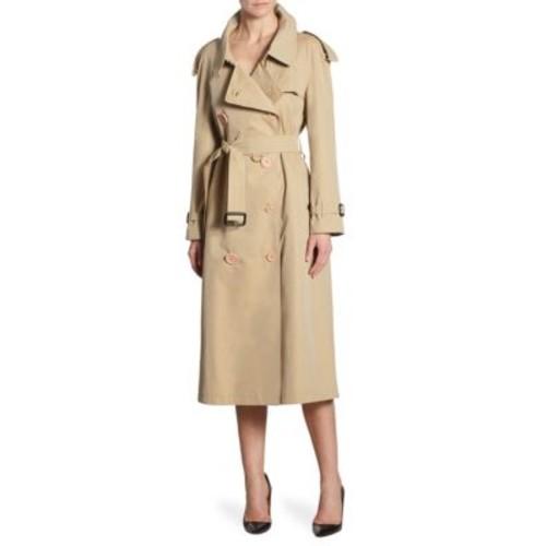 BURBERRY Halvington Trench Coat
