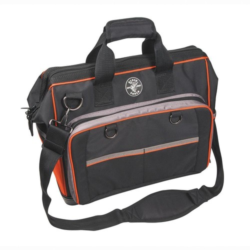 Klein Tools Tradesman Pro 17.5 in. Extreme Electrician's Bag Organizer