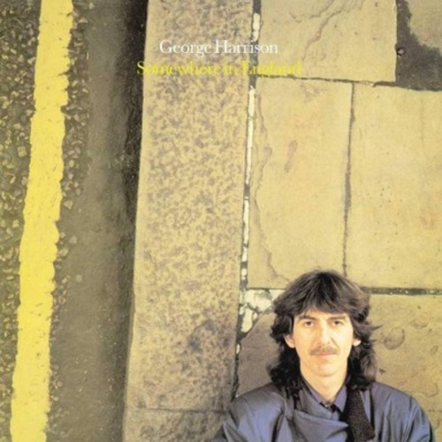 George Harrison - Somewhere In England (Vinyl)