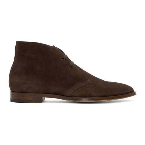Brown Cash Desert Boots