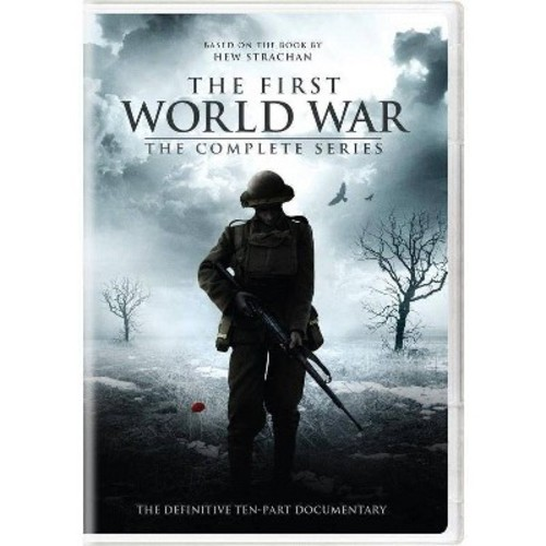 The First World War: The Complete Series (4 Discs) (dvd_video)