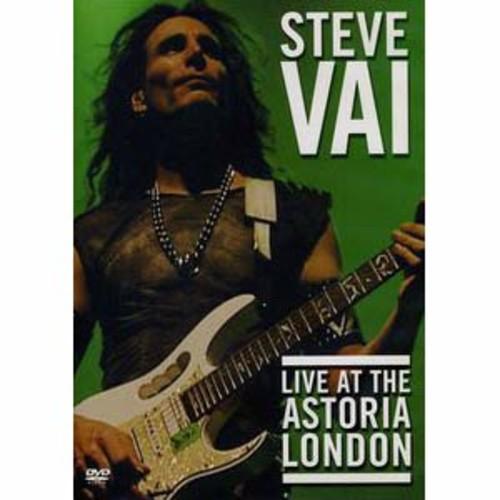 Live at the Astoria Steve Vai Digital Video Disc (DVD)