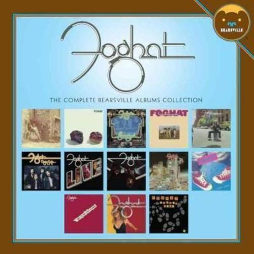 Comp Bearsville Albums C Foghat