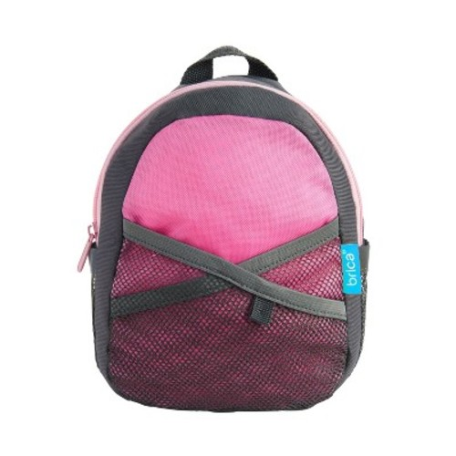 Brica Safety Harness Backpack - Pink