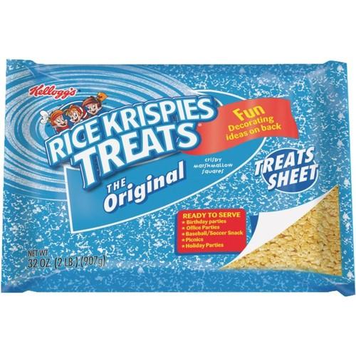 Rice Krispies Treats Original Treat Sheet - 113114