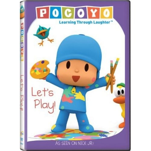 Pocoyo: Let's Play [DVD]