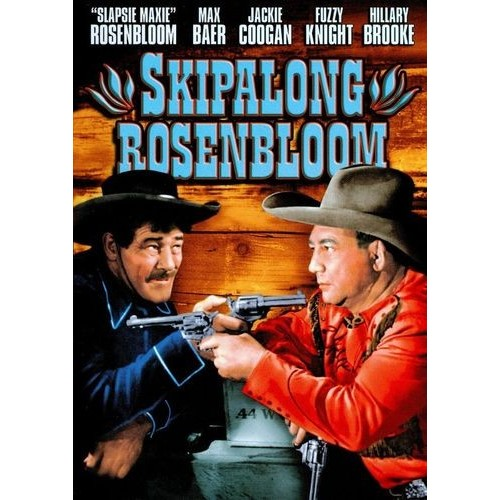Skipalong Rosenbloom [DVD] [English] [1951]