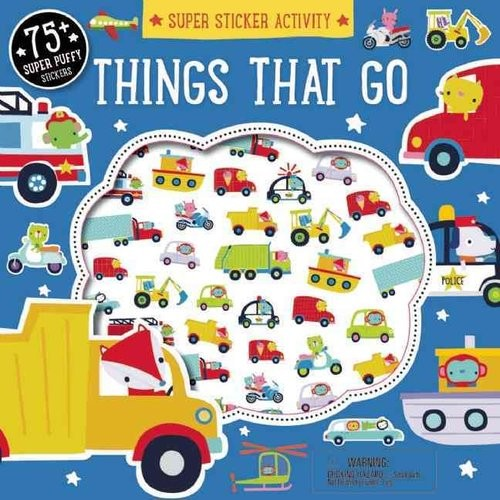 READERLINK BOOKS Things That Go