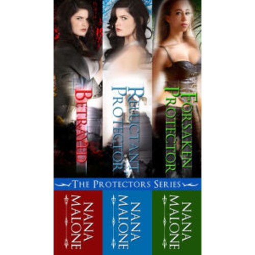 The Protectors Series Bundle