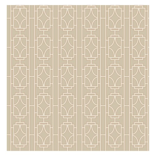 Beacon House Empire Lattice Wallpaper