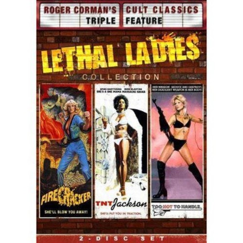 Roger Corman's Cult Classics: Lethal Ladies Collection [2 Discs]