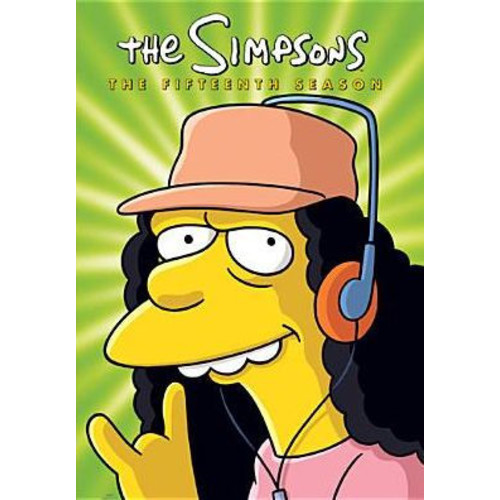 The Simpsons: The Fifteenth Season [4 Discs]