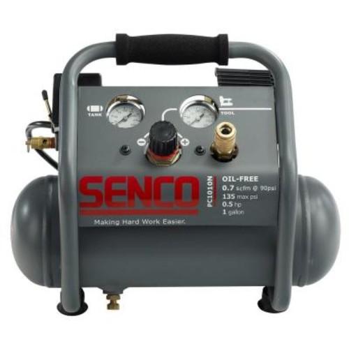 Senco 1 Gal. 1/2 HP Portable Pancake Electric Air Compressor