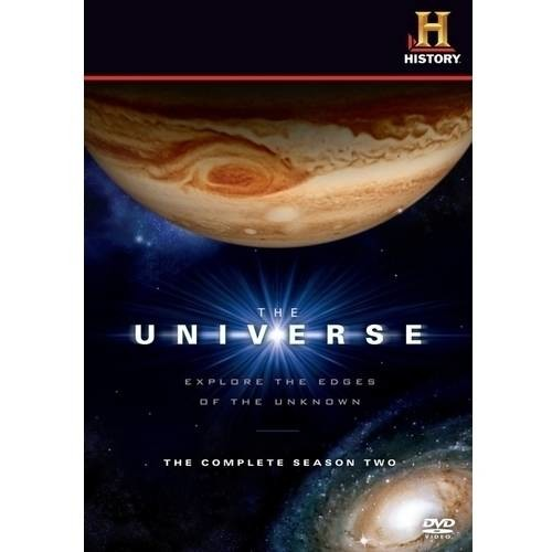 The Universe: The Complete Season Two [5 Discs] [DVD]