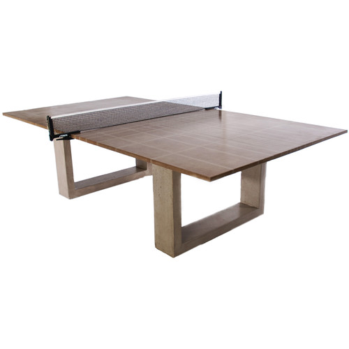 Inwards Fibonacci Ping Pong Table [Table Top : Standard Top]