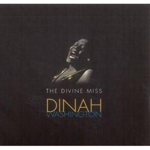 Dinah Washington - Divine Miss Dinah Washington (CD)