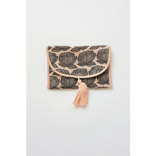 Peonies Toilet Pouch