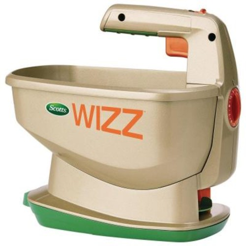Scotts Wizz 2,500 sq. ft. Handheld Power Spreader