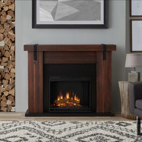 Real Flame Aspen Indoor Electric Fireplace