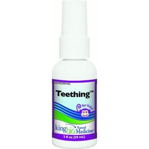 King Bio Homeopathic Teething Medicine, 2 Oz