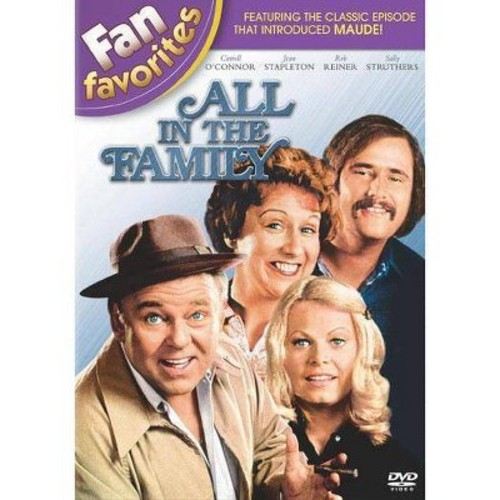 All in the family:Fan favorites (DVD)