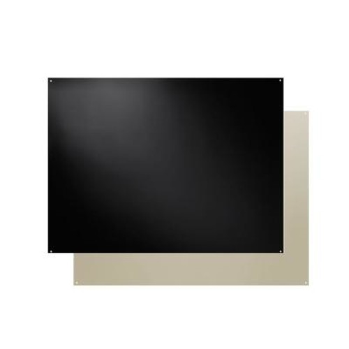 Broan 30 in. x 24 in. Splash Plate for NuTone Range Hood in Bisque/Black