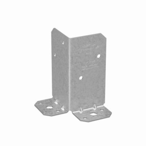 Simpson Strong-Tie Retrofit ZMAX Galvanized Steel Post Base