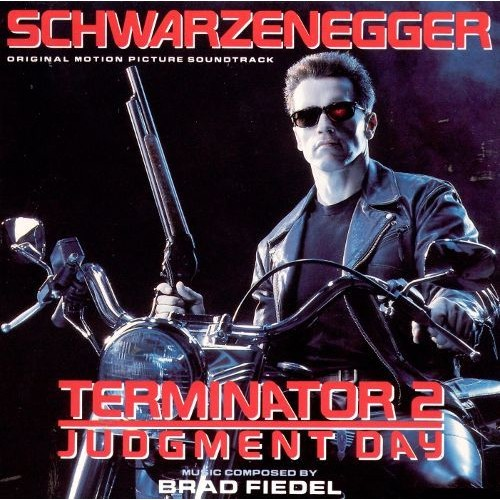 Terminator 2: Judgment Day [Original Motion Picture Soundtrack] [LP] - VINYL