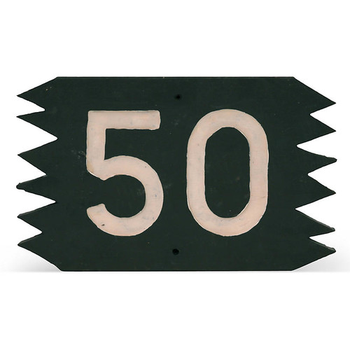 genesee river 50 Sign
