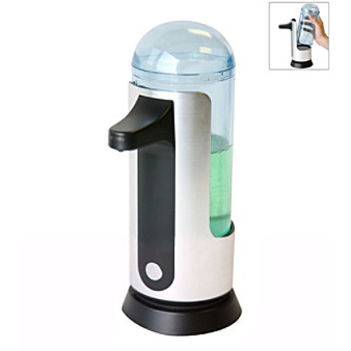iTouchless Sensor Soap Dispenser 3D with Removable Container