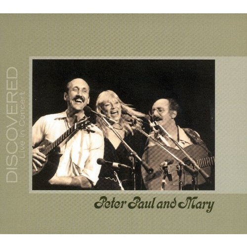 Discovered: Live in Concert [CD]